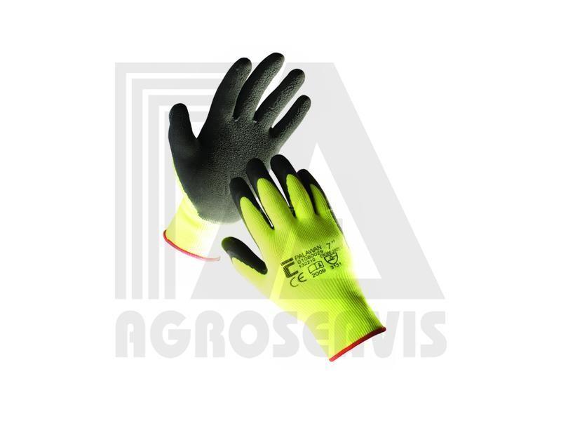 Pracovní rukavice latex  a7504a1b91